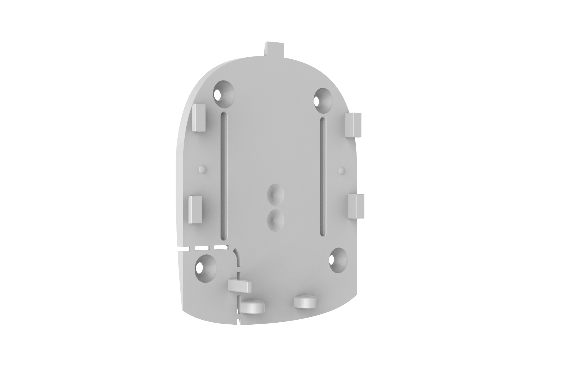 Smartbracket Ajax Hub white